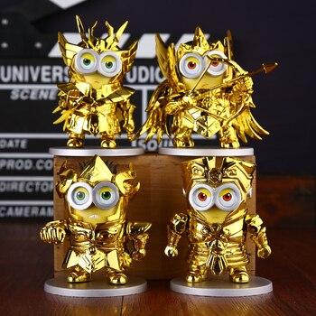 ST Seiya Созвездие новая модель 10 см Фигурки игрушки