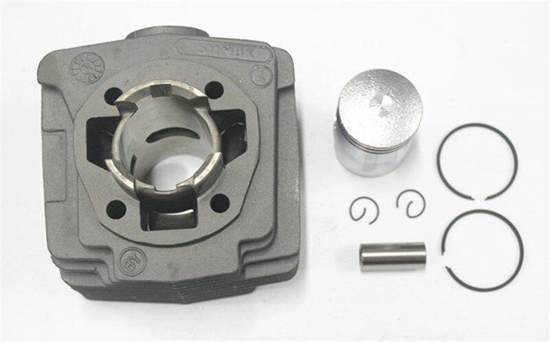 Moto Cylindre Kit Pour Mbk Av10 Booster Big Bore 39mm Cylindre Kit Avec Piston 13mm Broches