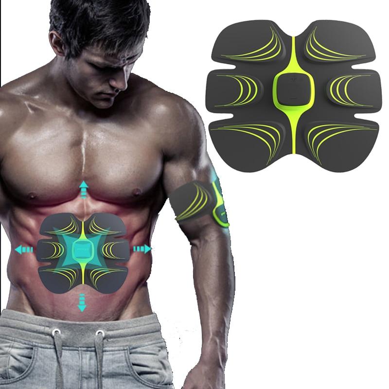 Electric Abdominal Muscle Trainer Massage Health Care Men Fitness Equipment Waist Device Slimming Muscles Exercise Tool NA15 рюкзак детский deuter deuter рюкзак stepout 12 без наполнения бордово оранжевый