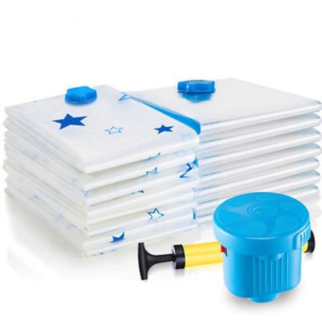 4 Size Space Saver Saving Storage Bags Seal Vacuum Vac Bags Compressed Organizer Bag  sc 1 st  AliExpress.com & 4 Size Space Saver Saving Storage Bags Seal Vacuum Vac Bags ...