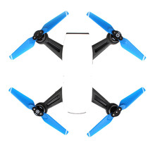 Bright Color 2-Blade Folding DronePropellers 2 pcs Set