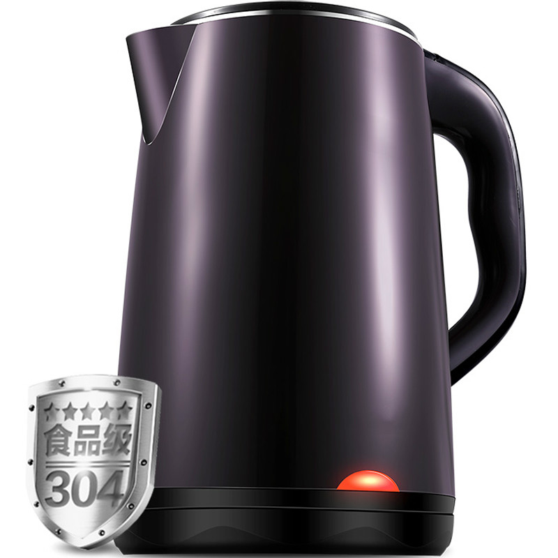 NEW Electric kettle boiling tea household automatic power cut 304 stainless steel capacity new slender mouth electric kettle 304 stainless steel mini household blister automatic power cut small capacity