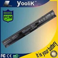 Bateria do portátil ki04 k104 para hp pavilion 14-ab 15-ab 17 jogos 15-ak HSTNN-DB6T 800010-421 HSTNN-LB6S