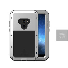 LOVE MEI Aluminum Metal Case For Xiaomi Mi MIX 2 MIX2 Cover Armor Shockproof Life Waterproof Mix Mix2 Coque