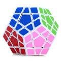 2016 Del Envío del Nuevo Popular de Alta Calidad Para Niños juguetes Shengshou Megaminx Dodecahedron Cubo Mágico Niños Puzzle de Juguetes Educativos