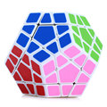 2016 Free Shipping New Popular High Quality Kids toys Shengshou Megaminx Dodecahedron Magic Cube Kids Puzzle Educational Toy