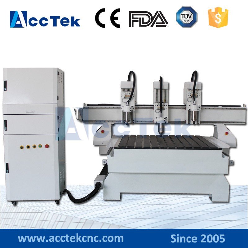 AKM1212-3 Woodworking Cnc Router Dealership Wanted