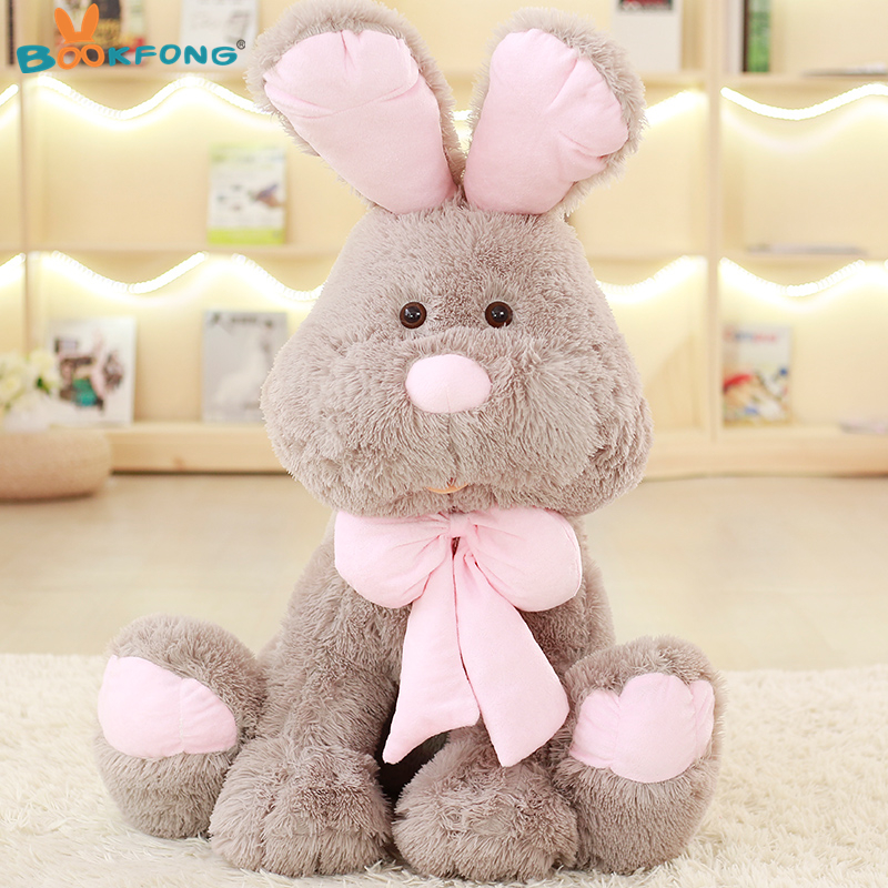 50/70cm Kawaii Rabbit Plush Toys Soft Stuffed Animal Doll Baby Accompany Toy Kids Birthday Gift Home Decoration hot sale 50cm the last airbender resource appa avatar stuffed plush doll toy x mas gift kawaii plush toys unicorn