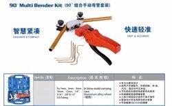 MINI cintreuse manuelle Premium 5 6 8 10 12mm 1/4 5/16 3/8 1/2 Tube de cuivre de climatisation de Style Rothenberge
