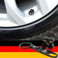 4 шт./компл. черный Sline S линии Логотип колеса автомобиля Клапаны Кепки для Audi Sline A3 A4 A5 A7 A8 A6 a1 B4 B5 B6 Q3 Q5 Q7 и т. д.