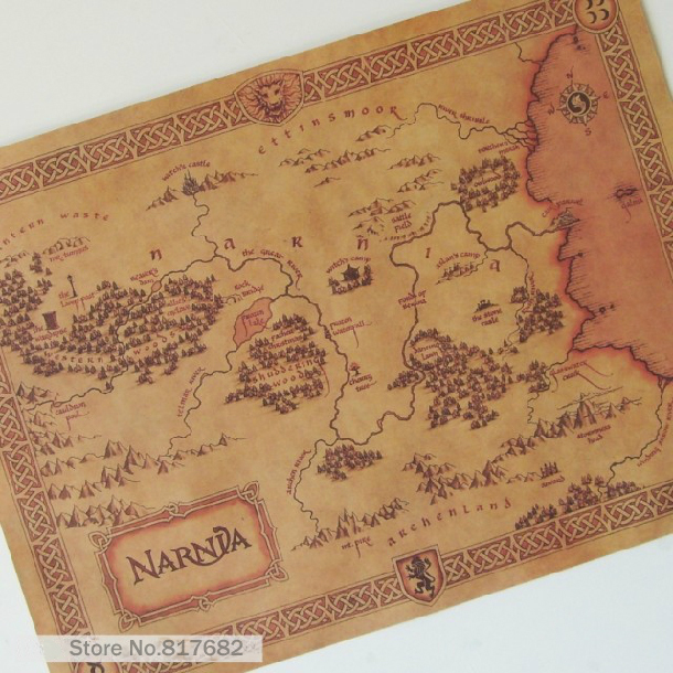how to draw a treasure map with legend