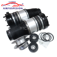 2PCS/Pair Front Air Suspension Spring Shock Absorber Strut For Audi A6 C6 4F Allroad quattro 4F0616039T 4F0616040T 2005 2011