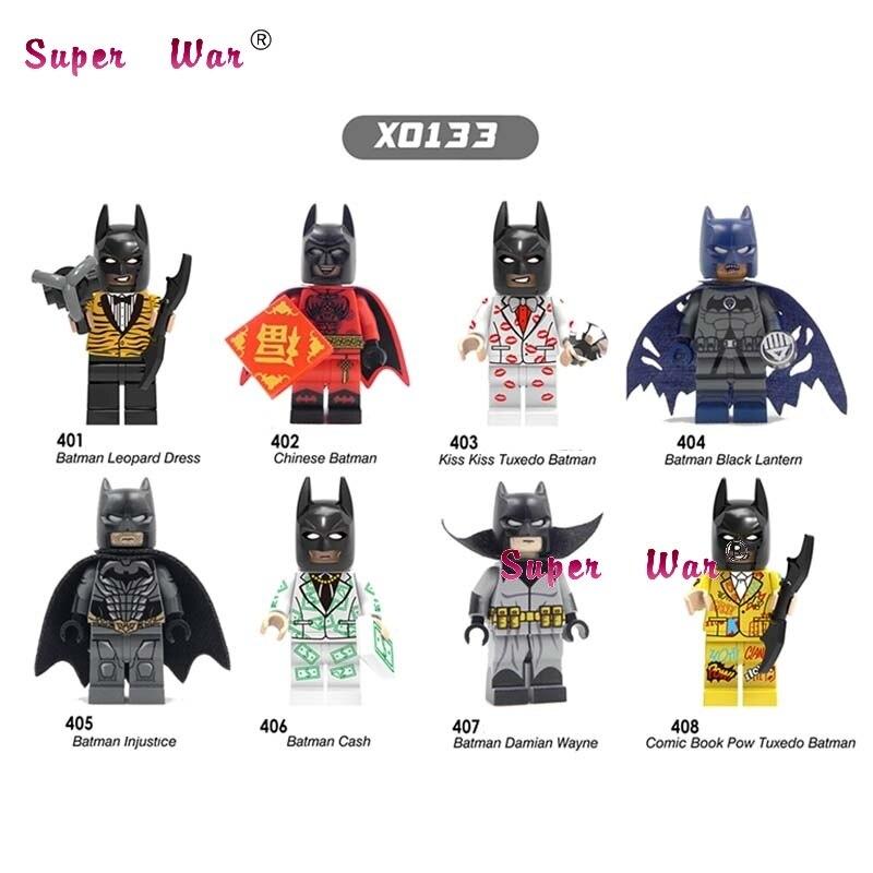 №8 unids Star Wars Super Heroes Batman Harley Quinn temporada de la ...