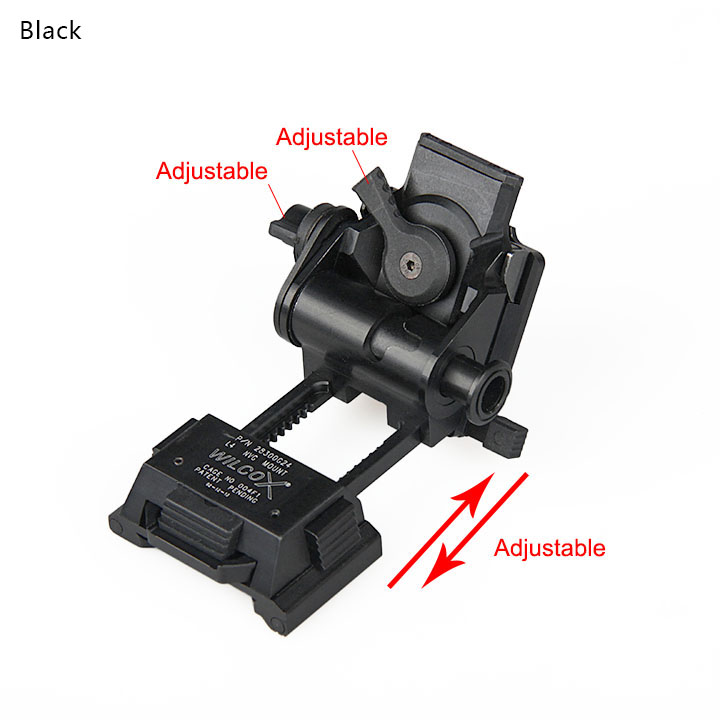 PPT Night vision goggles stent skip Rhino night vision NVG arms mount for L4 G24 Mounting