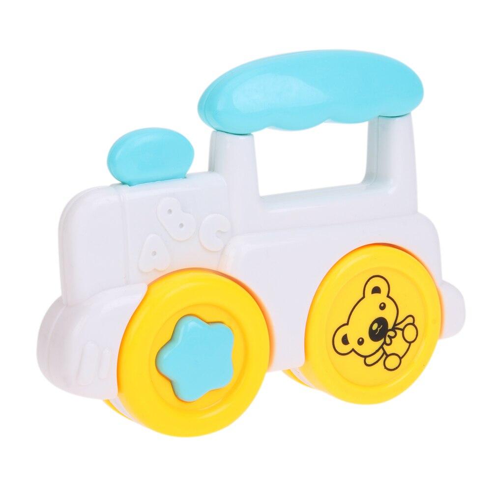 3пцс Баби Хандбеллс Инфант Цартоон - Играчке за бебе и малишане - Фотографија 5