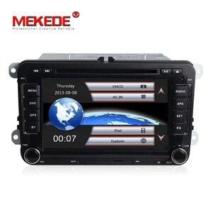 Image 4 - Samochód w cenie fabrycznej odtwarzacz DVD dla VW/Volkswagen/SAGITAR/JATTA/POLO/BORA/GOLF V nawigacji z 3G Host GPS Radio BT darmowe mapy