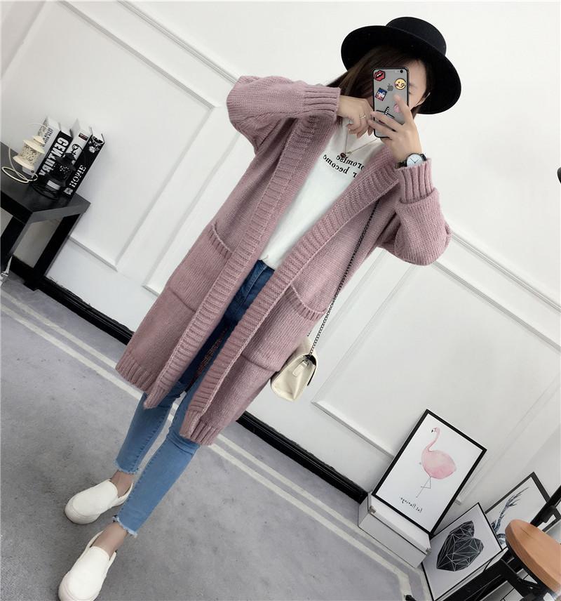 HTB11mNtSVXXXXa aXXXq6xXFXXXC - Women Long Knitted Sweater Coat Hooded Sweater Cardigans JKP039