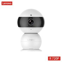 LENOVO Snowman IP Camera WiFi Wireless Mini HD 720P Security Camera Baby Monitor & PTZ Surveillance Camera Motion Detection