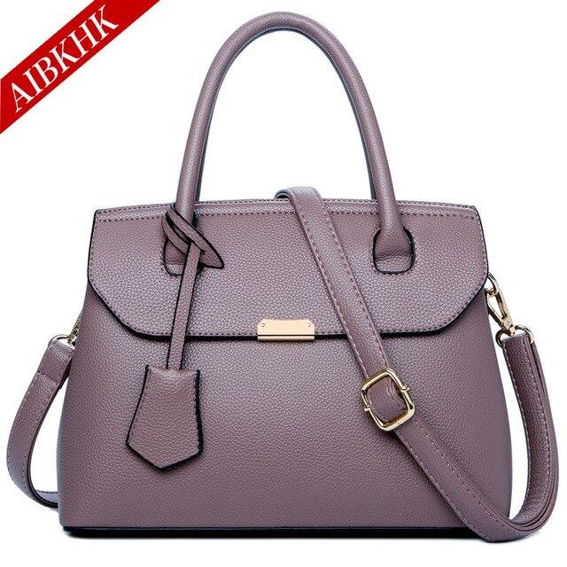 Genuine Leather Handbags Luxury Designer Shoulder Crossbody Bags for Women 2018 Fashion Totes Female Famous Brand Lady Hand Bag 2