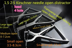 medical orthopedic instrument 1.5 2.5 Kirschner's pin opener Ankle Knee joint Kirschner needle distractor wire Retractor forceps