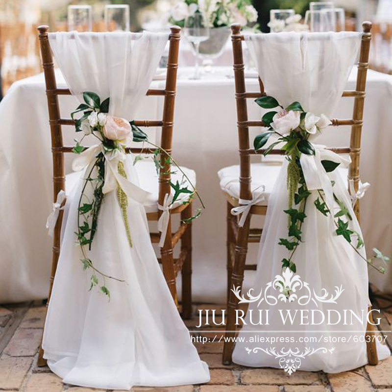 Chiavari Chairs Decoration Wedding