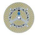 Dimmable led módulo pcb 25 W 30 W 40 W 60 W llevó el bulbo 100 W led alta luz de la bahía controlador integrado 5730 montaje del techo llevó techo abajo de luz