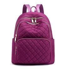 2019 New Women Backpacks Oxford Backpack Backpack Female Trendy backpack Designer School Bags Teenagers Girls Travel Mochilas 2018 new design women backpacks fashion backpack teenagers girls travel backpacks mochilas e97