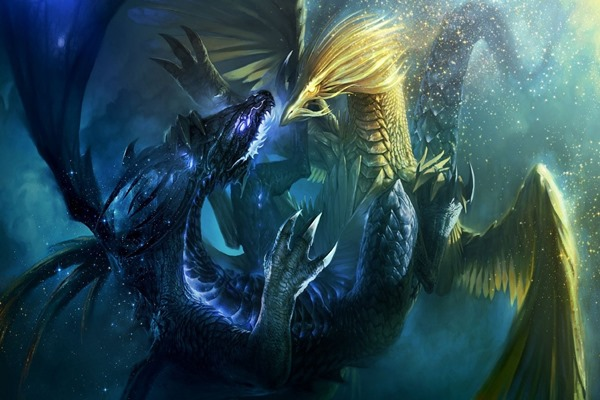 Video juegos dragones fantasy art ilustraciones batallas Heroes Of Might And Mag