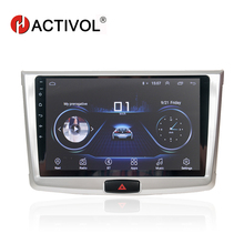 HACTIVOL 2 din android 8.1 car dvd player gps navi for Great Wall Haval Hover H6 sport 2013-2016 car radio stereo car dvd gps hactivol 2 din car radio face plate frame for hyundai verna 2016 black car dvd player gps navi panel dash mount kit car products