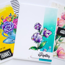 Eastshape Cutting Dies and Stamps with Flower for DIY Scrapbooking Leaves Metal Clear Stamp Card Making New