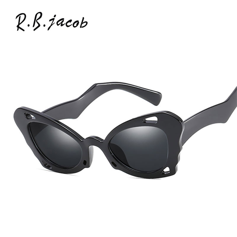 Newest Cat Eye Women Sunglasses 2017 Hipster Fashion Vintage Designer Female Sun Glasses High Quality Cool Style UV400 Lady Hot