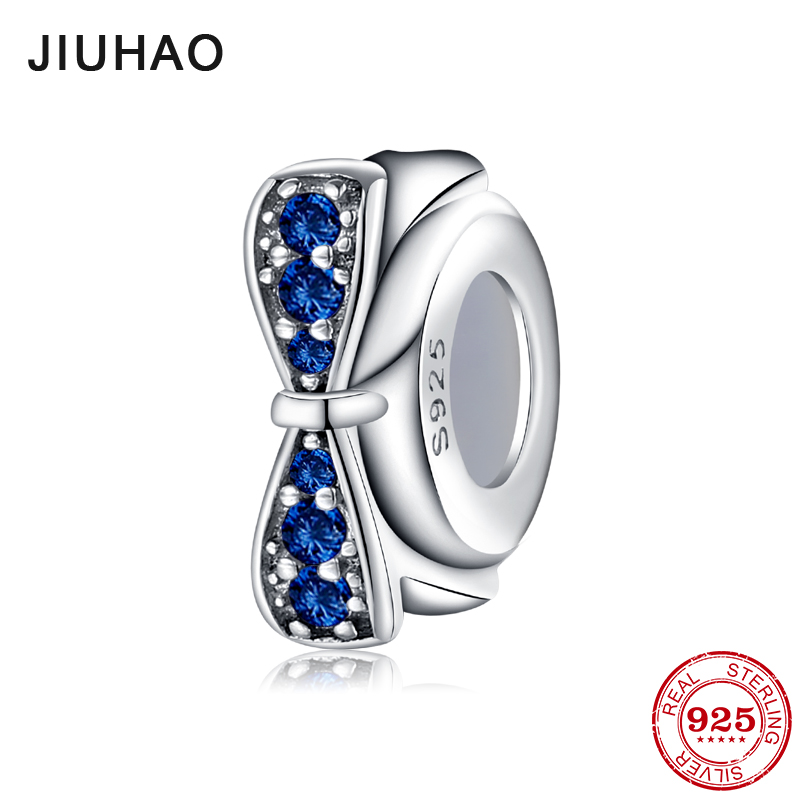 Aliexpress Com Buy New 925 Sterling Silver Charming Blue