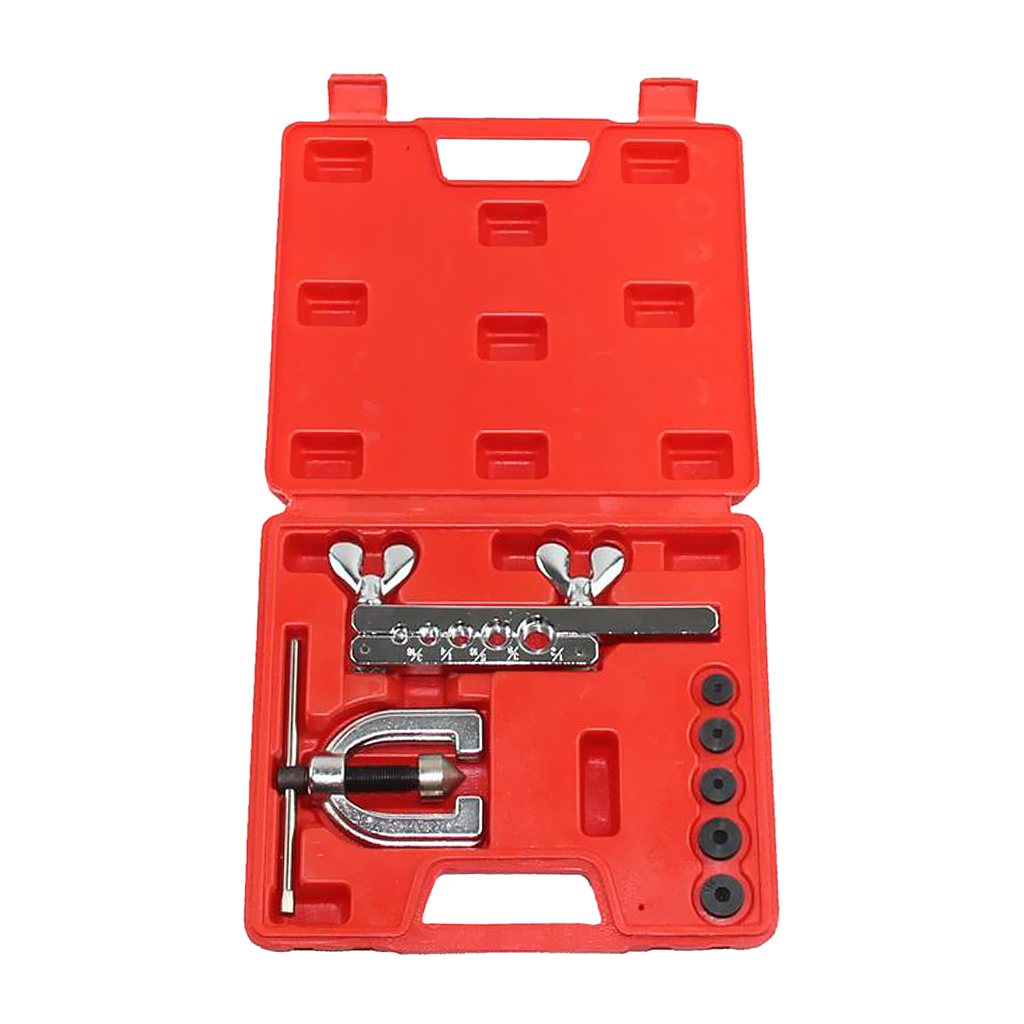 CT-2032C Imperial Copper Brake Pipe Flaring Tool Fuel Repair Tool Set Kit кастрюля supra sks 2032c