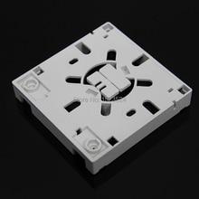 10 stks/partijen 2 core sc ftth glasvezel aansluitpaneel glasvezel terminal junction box 86 type informatie panelen