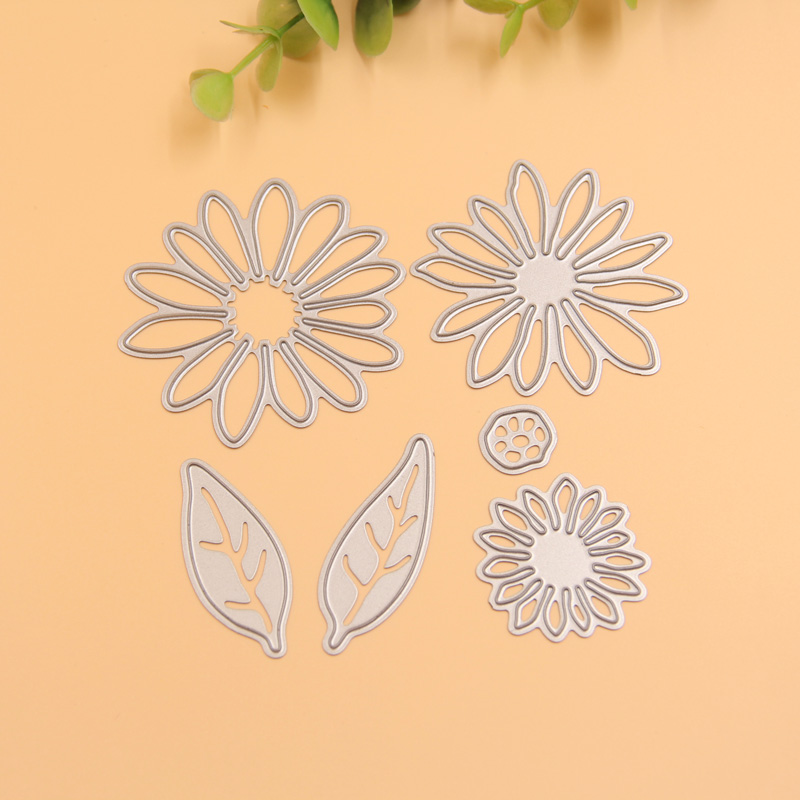 Kljuyp flowers metal cutting dies stencils for diy scrapbooking kljuyp flowers metal cutting dies stencils for diy scrapbookingphoto album decorative embossing diy paper cards in cutting dies from home garden on mightylinksfo