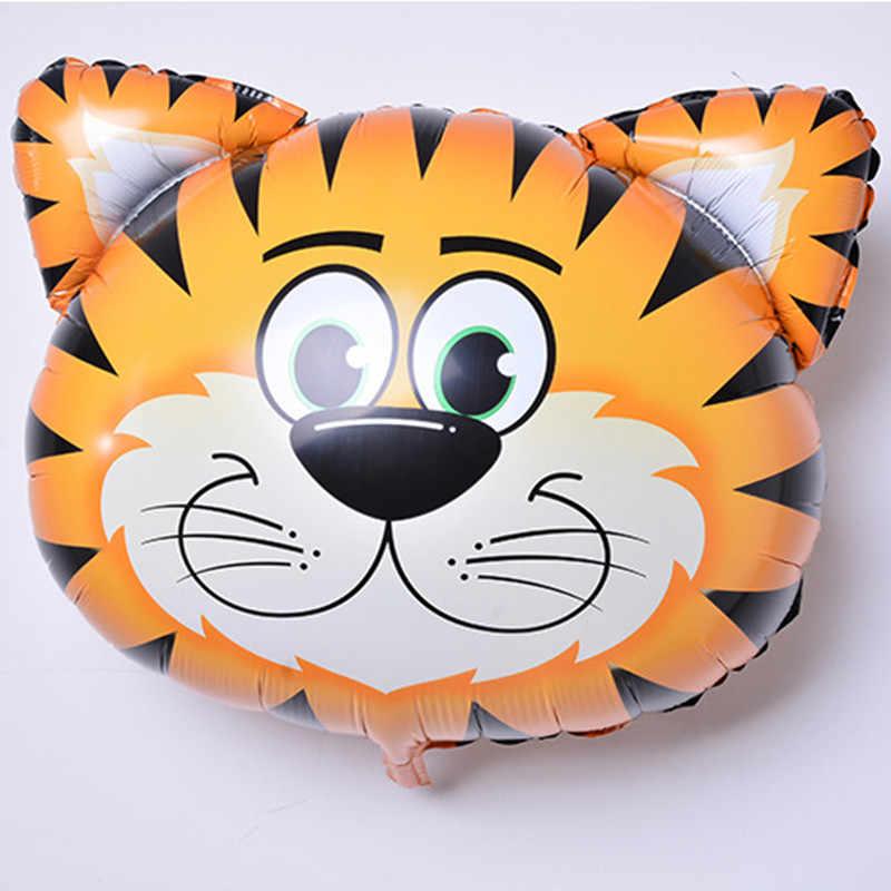 VIPOINT PARTIDO cervos tigre leão macaco vaca Zebra abelha balões foil casamento evento festival da festa de aniversário do dia das bruxas natal FD-10