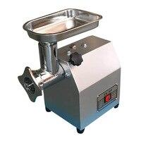 Небольших Коммерческих Электрическая Мясорубка Нержавеющаясталь мясо машина Blender Многофункциональный колбаса клизма полезные прибор