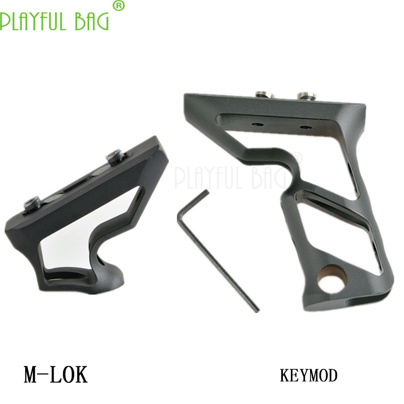 Outdoor Activity CS Toy Water Bullet Gun Small F Big F Upgrade Material System Grip KEYMOD M-LOK Without Clip LI60