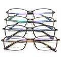 Exceed luz plástico acero titanium montura de gafas señora archivos hombre marea miopía gafas de marco miopía marco de imagen