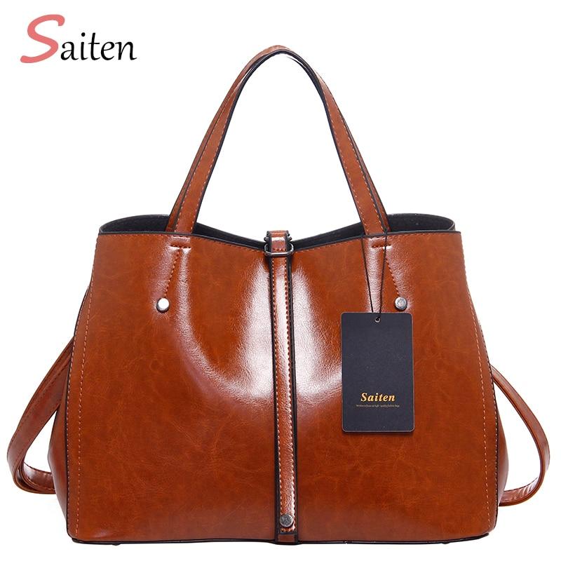 2018 New Soft Leather Women Shoulder Bags Black Pu Leather Women Handbags Elegant Ladies Bag Vintage hand Bag Stitching Bags sac все цены