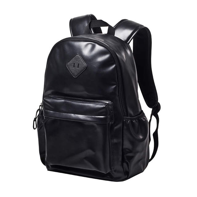 Online Shop 2016 schoolbag men backpack Fashion korean leather backpack men  travel bag casual Racksacks mochila packsack  e048bcaacb5c1