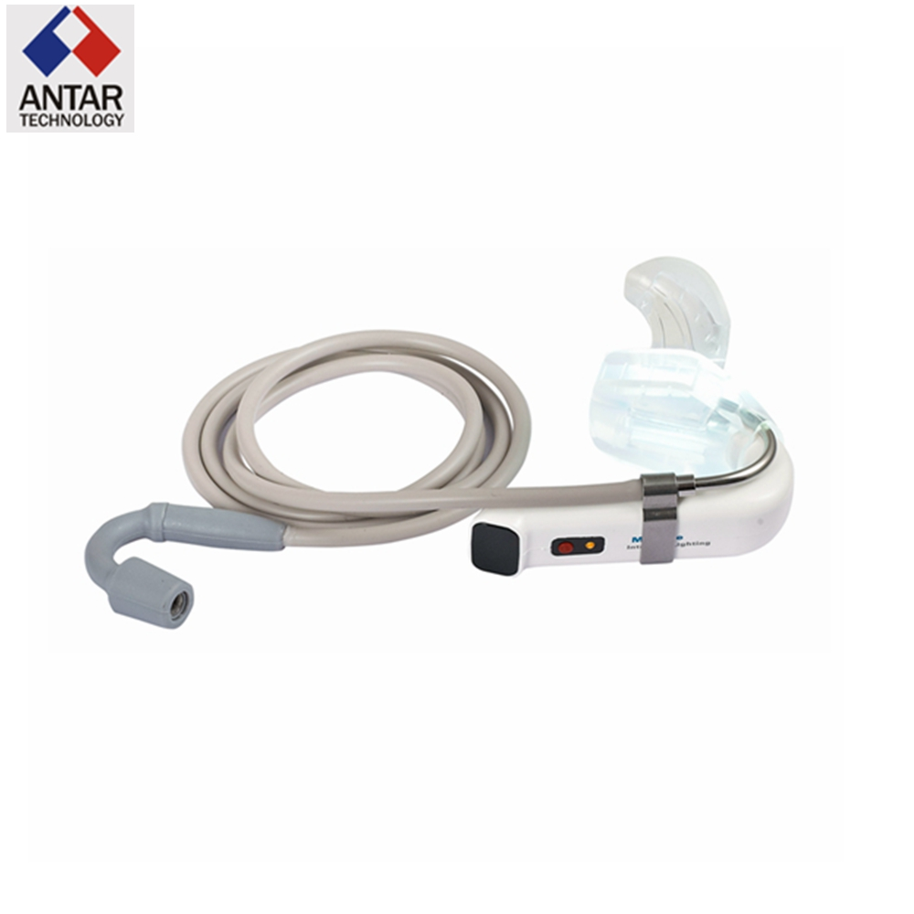 AT0219 Dental Lighting System MaxBite Intraoral Lighting Rechargeable Dental font b White b font Intraoral Lighting