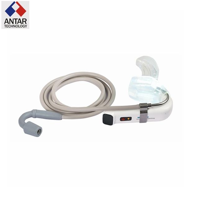 AT0219 Sistema de Iluminación MaxBite Dental Intraoral Intraoral Dental Blanco de Iluminación Recargable Sistema de Iluminación con Luz LED
