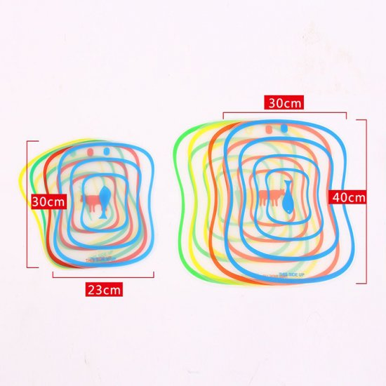 Aliexpress.com : Buy Frosted Transparent PP Plastic