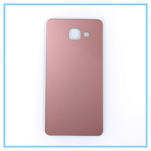 AAA Top Quality for Samsung Galaxy A5 2016 A5100 Rear Battery Door Back Cover Case Housing Case With Logo Adhesive Free Shipping