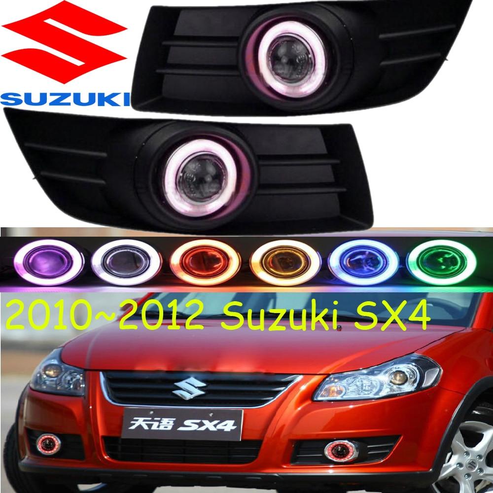 oem fog lamp light kit for suzuki sx4 s cross 2013 2016 in car light suzuki [ 1000 x 1000 Pixel ]