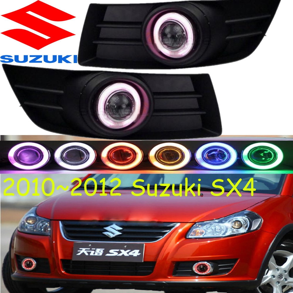 hight resolution of oem fog lamp light kit for suzuki sx4 s cross 2013 2016 in car light suzuki