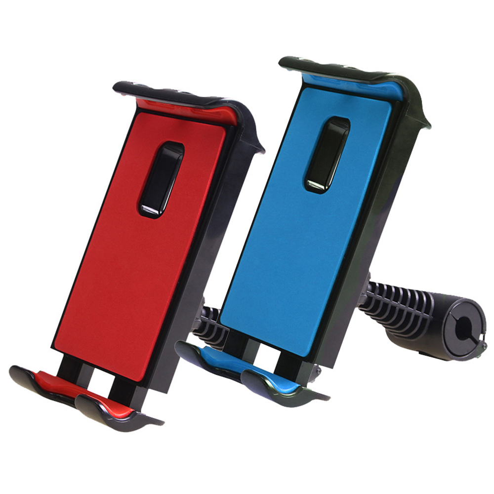 Image 2 - Car Phone Holder Tablet Universal Computer Stand Chair Back Ipad Bracket IPAD Plate Bracket Car accessories-in Rear Racks & Accessories from Automobiles & Motorcycles