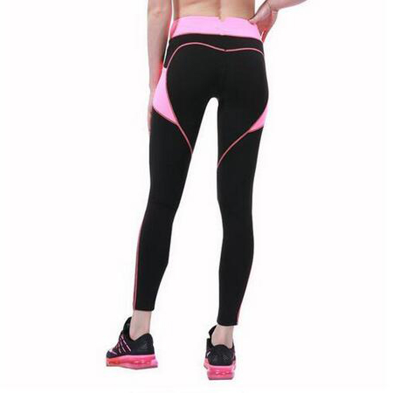 2019 New Quick-drying Gothic Leggings Fashion Ankle-Length Legging Fitness Leggings with Pocket 4