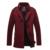 Los nuevos Hombres de Invierno Lana Mezclas Outwear Warm Coat Solo Pecho Sólido Delgado Gentlem Causual Ropa Marca Moda Tops 135wy